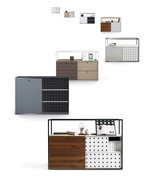 f r kreativit t mit system wohndesigners. Black Bedroom Furniture Sets. Home Design Ideas