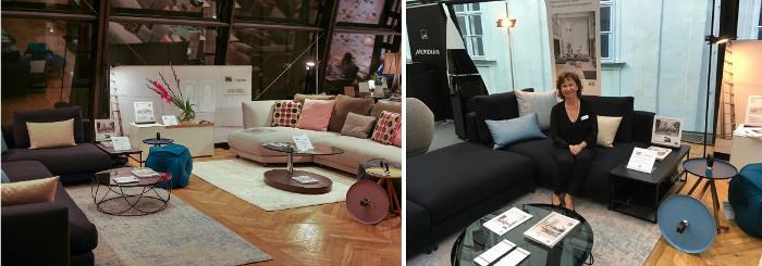 Schwebend Entspannenwohndesigners