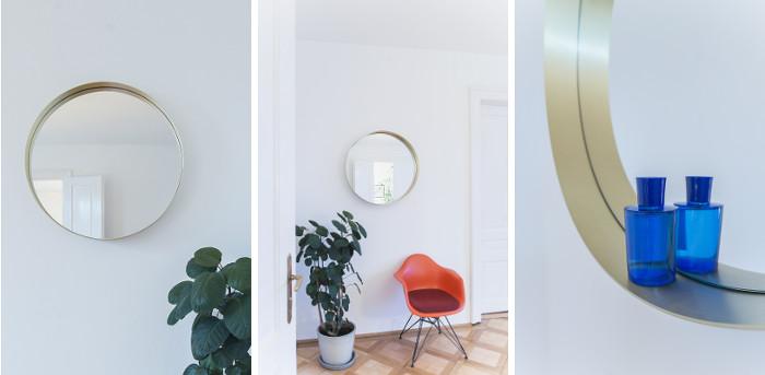 spieglein spieglein cypris round wohndesigners. Black Bedroom Furniture Sets. Home Design Ideas