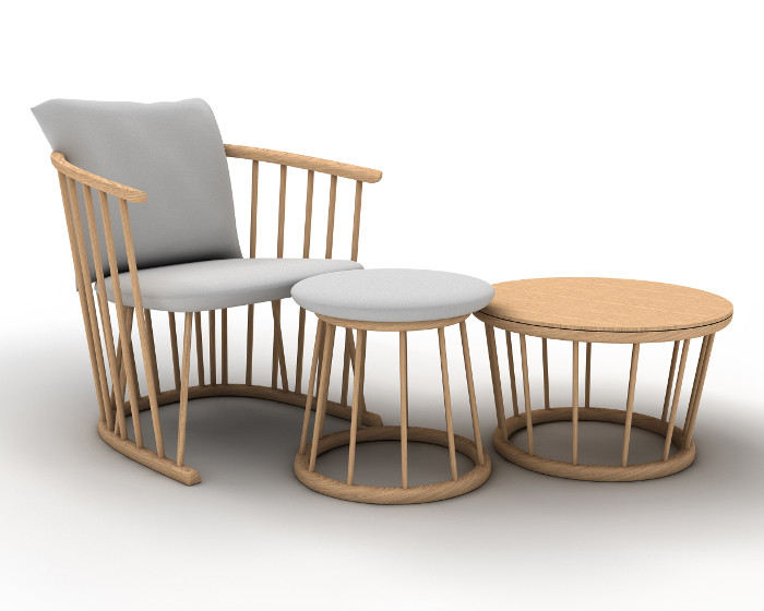 good design award f r rossin wohndesigners. Black Bedroom Furniture Sets. Home Design Ideas