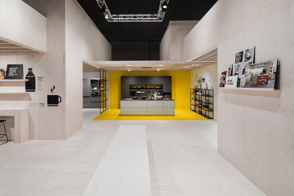Spektakularer Lebensraum Kuche Wohndesigners