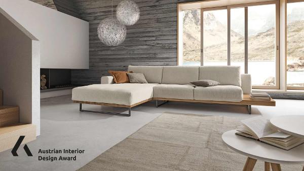 Ausgezeichnetes polsterm bel wohndesigners for Interior design osterreich