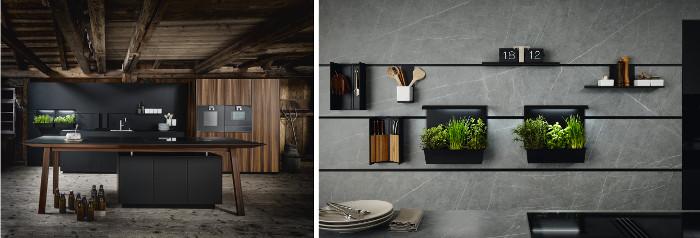 Design Statement In Onyxschwarz Wohndesigners