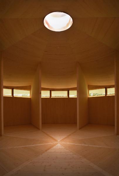 "Ein spezieller ""place to be"": Der ""Krefeld Pavillon"". © Projekt MIK, Foto: Michael Dannenmann"